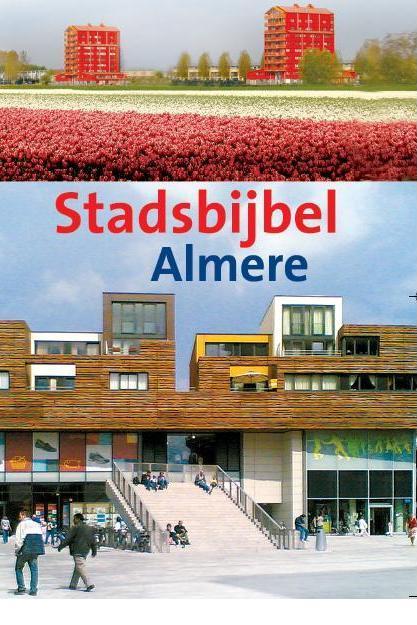 Voorkant Stadsbijbel Almere